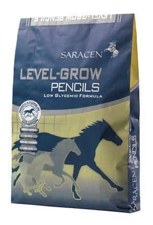 Saracen level grow pencils